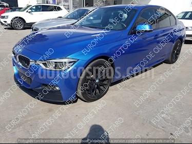 Foto venta Auto usado BMW Serie 3 320iA M Sport (2018) color Azul Liquido precio $604,000
