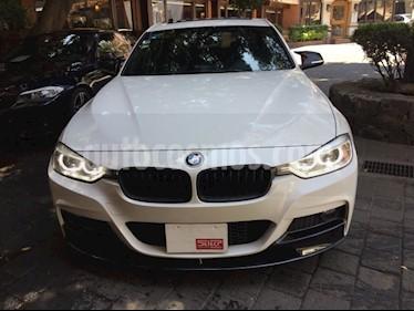Foto BMW Serie 3 320iA M Sport usado (2015) color Blanco precio $355,000