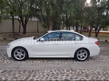 Foto venta Auto usado BMW Serie 3 320iA M Sport (2015) color Blanco Alpine precio $325,000