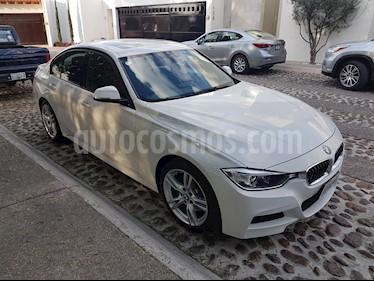 BMW Serie 3 320iA M Sport usado (2015) color Blanco Alpine precio $325,000
