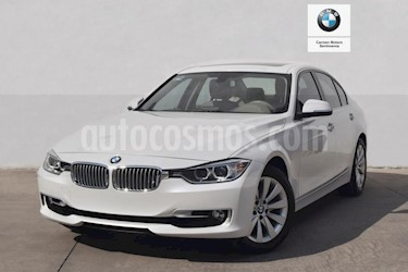 Foto venta Auto usado BMW Serie 3 320iA Modern Line (2015) color Blanco precio $315,000