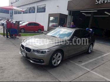Foto BMW Serie 3 320iA Sport Line usado (2016) color Blanco precio $329,900