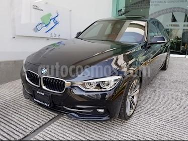 Foto venta Auto Seminuevo BMW Serie 3 320iA Sport Line (2018) color Negro Zafiro precio $525,000