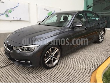 Foto venta Auto Seminuevo BMW Serie 3 320iA Sport Line (2018) color Gris Mineral precio $525,000
