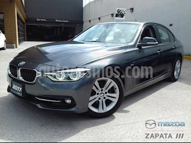 Foto venta Auto usado BMW Serie 3 320iA Sport Line (2017) color Gris Mineral precio $480,000