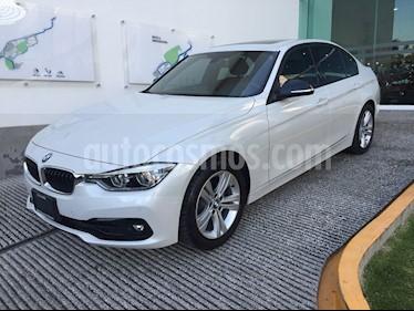 Foto venta Auto Seminuevo BMW Serie 3 320iA Sport Line (2018) color Blanco Mineral precio $525,000