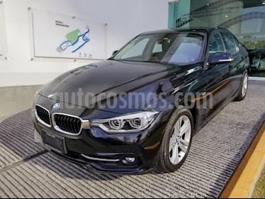 Foto venta Auto usado BMW Serie 3 320iA Sport Line (2017) color Negro Zafiro precio $453,500