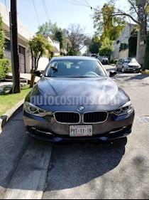 Foto venta Auto usado BMW Serie 3 320iA Sport Line (2015) color Blanco precio $295,000