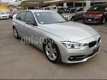 Foto venta Auto Seminuevo BMW Serie 3 320iA Sport Line (2017) color Plata precio $430,000