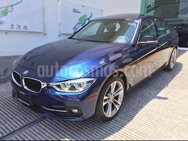 Foto venta Auto usado BMW Serie 3 320iA Sport Line (2018) color Azul precio $525,000