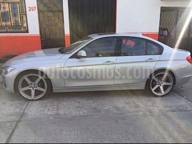 Foto venta Auto Seminuevo BMW Serie 3 320iA Sport Line (2015) color Plata precio $285,000