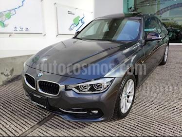 Foto venta Auto usado BMW Serie 3 320iA Sport Line (2018) color Gris Mineral precio $525,000