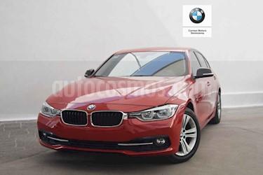 Foto venta Auto usado BMW Serie 3 320iA Sport Line (2016) color Rojo precio $395,000
