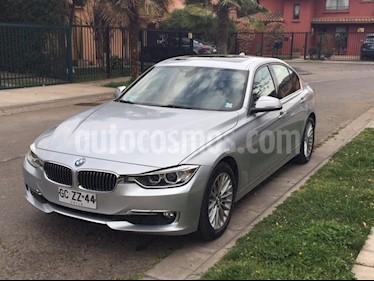 BMW Serie 3 320ia usado (2014) color Plata precio $13.500.000
