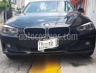 Foto BMW Serie 3 320iA usado (2015) color Negro precio $288,000