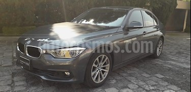 Foto venta Auto Seminuevo BMW Serie 3 320iA (2017) color Gris precio $410,000