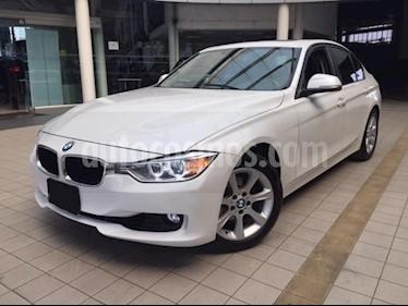 Foto venta Auto usado BMW Serie 3 320iA (2014) color Blanco precio $275,000