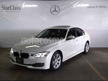 BMW Serie 3 320iA usado (2014) color Blanco precio $249,000