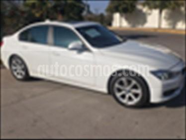 BMW Serie 3 320iA usado (2014) color Blanco precio $255,000