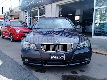 BMW Serie 3 323i Executive usado (2008) color Gris Grafito