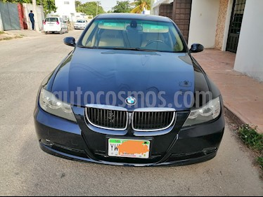 BMW Serie 3 323i usado (2008) color Azul precio $133,000