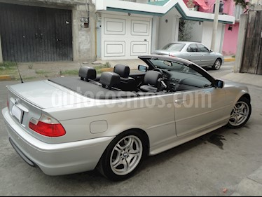Foto venta Auto usado BMW Serie 3 325CiA Cabriolet Hard Top Formula 1 (2003) color Plata Metalizado precio $142,988
