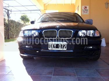 BMW Serie 3 325i Active usado (2002) color Negro precio $1.399.000