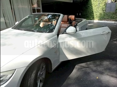 Foto venta Auto Seminuevo BMW Serie 3 325i Cabriolet (2011) color Blanco precio $310,000
