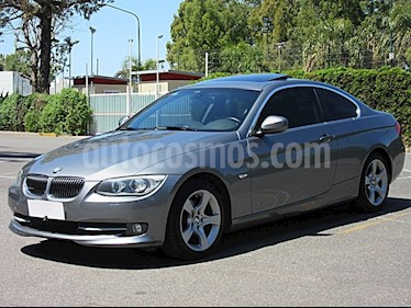 Foto venta Auto Usado BMW Serie 3 325i Coupe Sportive (2014) color Gris precio $930.000