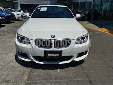 BMW Serie 3 325i Coupe  usado (2013) color Blanco precio $355,000