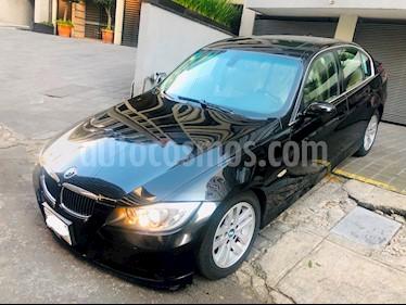 BMW Serie 3 325i usado (2008) color Negro precio $125,000