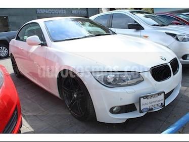 Foto venta Auto usado BMW Serie 3 325iA Cabriolet M Sport (2011) color Blanco precio $350,000