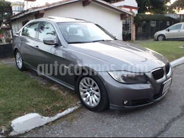 BMW Serie 3 325iA Exclusive Navi usado (2011) color Gris Space precio $159,000