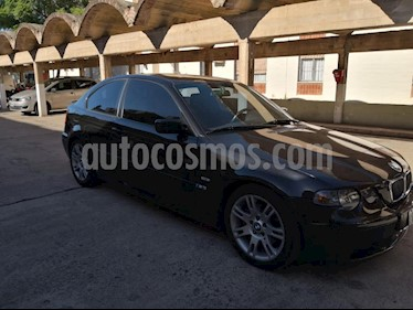 Foto BMW Serie 3 325ti ACT usado (2004) color Negro precio $470.000
