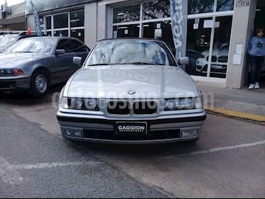 Foto venta Auto usado BMW Serie 3 328i Cabriolet (1996) color Gris Plata