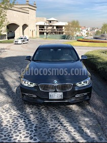BMW Serie 3 328i Luxury Line usado (2014) color Gris precio $320,000