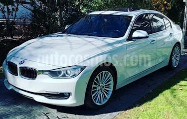 BMW Serie 3 328i Luxury usado (2012) color Blanco precio u$s26.500