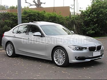 Foto venta Auto usado BMW Serie 3 328i Luxury (2013) color Plata Hielo precio $1.130.000