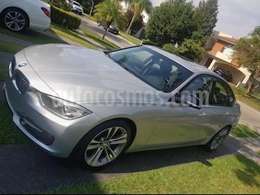 BMW Serie 3 328i Sport Line usado (2015) color Plata precio $365,000