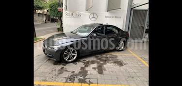 Foto BMW Serie 3 328i Sport Line usado (2013) color Gris precio $260,000