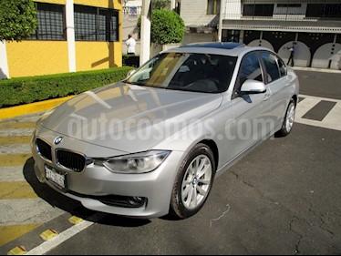Foto venta Auto usado BMW Serie 3 328iA Modern Line (2014) color Plata Titanium precio $269,900