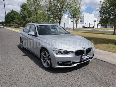 Foto BMW Serie 3 328iA Sport Line usado (2014) color Plata precio $315,000
