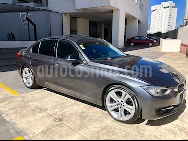 BMW Serie 3 328iA Sport Line  usado (2013) color Gris precio $293,000