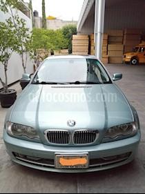 Foto venta Auto usado BMW Serie 3 330CiA Coupe (2001) color Celeste precio $90,000