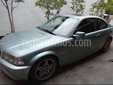 BMW Serie 3 330CiA Coupe usado (2001) color Celeste precio $90,000