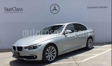 Foto venta Auto usado BMW Serie 3 330e Luxury Line (HA_brido) Aut (2017) color Gris precio $549,900