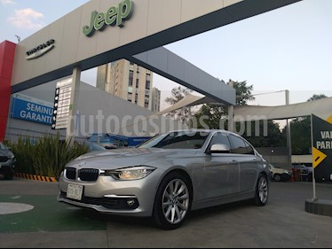 Foto venta Auto usado BMW Serie 3 330e Luxury Line (Hibrido) Aut (2017) color Plata precio $540,000