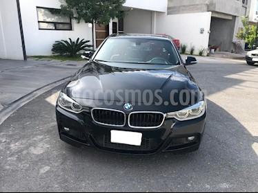 BMW Serie 3 330i Lujo usado (2016) color Negro precio $395,000