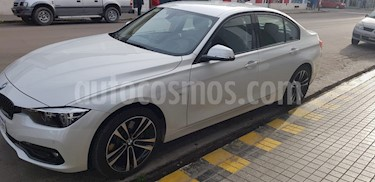 BMW Serie 3 330i Sport Line Shadow usado (2018) color Blanco Alpine precio u$s50.000