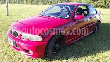 BMW Serie 3 330i Sportive usado (2001) color Rojo precio $215.000